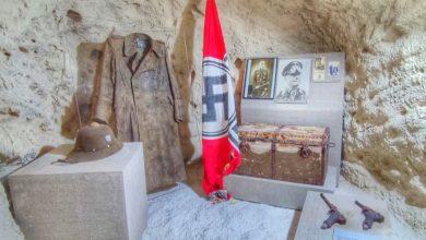 صورة متحف كهف روميل، حيث وضعت خطط الحرب العالمية الثانية بمرسى مطروح، تعرف عليه…