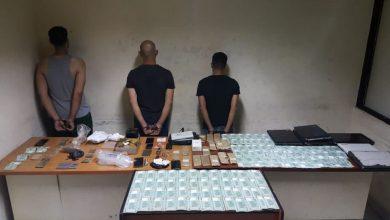 صورة توقيف 3 أشخاص لتجارتهم بالمخدرات وترويجه في المنصورية وانطلياس
