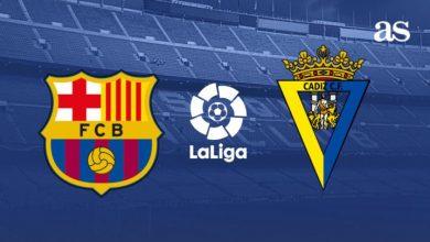 صورة موعد مباراة برشلونة ضد قادش في الدوري الإسباني الممتاز والقنوات الناقلة للمباراة اليوم