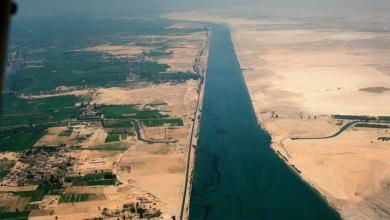 صورة في مصر… أنفاق أسفل قناة السويس