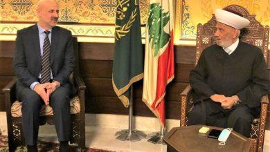 صورة وزير الداخلية بعد زيارته دريان: الوضع العام بأجمله غير مريح وسنقوم بالعمل الذي نقدر عليه