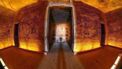 صورة مصر تحتفل بظاهرة تعامد الشمس في معبد أبو سمبل و بدء موسم الحصاد