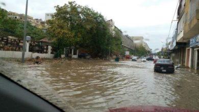 """صورة """"للحد من فيضانات الشتاء""""… بيان لـ """"الطاقة"""""""