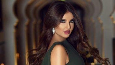 صورة فستان شذى حسون الدولتشي يضعها في موقف محرج